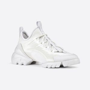 DIOR D-Connect Technical Fabric Sneakers s…
